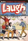 Cover for Laugh Comics (Bell Features, 1948 series) #25