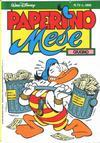 Cover for Paperino Mese (Arnoldo Mondadori Editore, 1986 series) #72