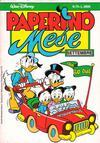 Cover for Paperino Mese (Arnoldo Mondadori Editore, 1986 series) #75