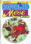 Cover for Paperino Mese (Arnoldo Mondadori Editore, 1986 series) #83