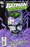 Cover for Batman Confidential (DC, 2007 series) #10