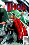 Cover for Thor (Marvel, 2007 series) #1