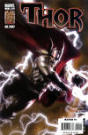 Cover for Thor (Marvel, 2007 series) #2 [Cover B]