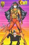 Cover for Shi: The Blood of Saints (Crusade Comics, 1996 series) #1