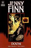 Cover for Jenny Finn: Doom (Atomeka Press, 2005 series)