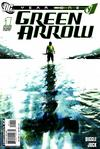 Cover for Green Arrow: Year One (DC, 2007 series) #1