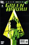Cover for Green Arrow: Year One (DC, 2007 series) #6