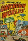 Cover for Journey into Unknown Worlds (Bell Features, 1950 series) #38