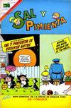 Cover for Sal y Pimienta (Editorial Novaro, 1964 series) #122