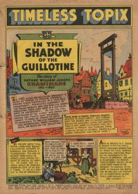 Cover Thumbnail for Timeless Topix (Catechetical Guild Educational Society, 1942 series) #v1#6