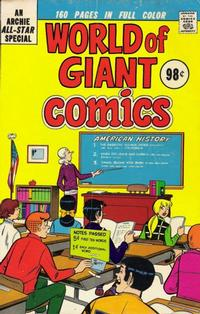 Cover Thumbnail for World of Giant Comics (Archie, 1975 series) #[nn]