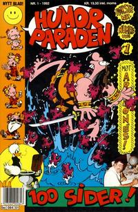 Cover Thumbnail for Humorparaden (Semic, 1992 series) #1/1992