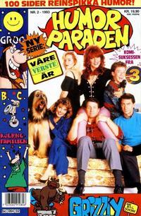 Cover Thumbnail for Humorparaden (Semic, 1992 series) #2/1993