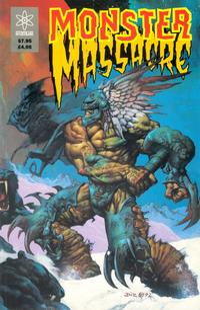 Cover Thumbnail for Monster Massacre (Atomeka Press, 1993 series)