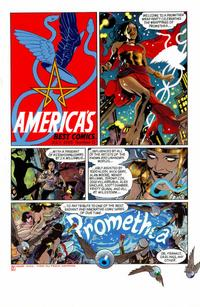 Cover Thumbnail for Promethea Covers Special (DC, 2005 series)