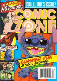 Cover Thumbnail for Disney Adventures Comic Zone (Disney, 2004 series) #Summer 2004 [1]