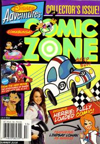 Cover Thumbnail for Disney Adventures Comic Zone (Disney, 2004 series) #Summer 2005 [4]