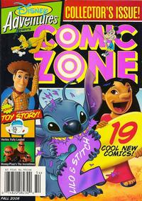 Cover Thumbnail for Disney Adventures Comic Zone (Disney, 2004 series) #Fall 2005 [5]