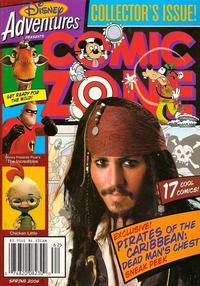 Cover Thumbnail for Disney Adventures Comic Zone (Disney, 2004 series) #Spring 2006 [7]