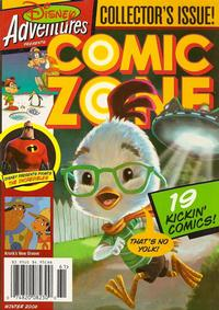 Cover Thumbnail for Disney Adventures Comic Zone (Disney, 2004 series) #Winter 2006 [10]