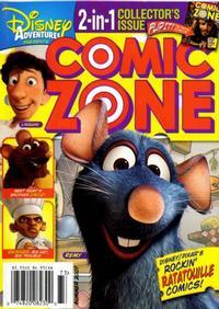 Cover Thumbnail for Disney Adventures Comic Zone (Disney, 2004 series) #Summer 2007 [12]