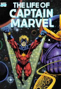 Cover Thumbnail for The Life of Captain Marvel (Marvel, 1990 series)