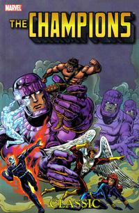 Cover Thumbnail for The Champions Classic (Marvel, 2006 series) #2
