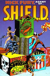 Cover Thumbnail for Nick Fury: Agent of S.H.I.E.L.D. Who Is Scorpio? (Marvel, 2001 series)