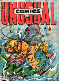 Cover Thumbnail for Unusual Comics (Bell Features, 1946 series) #2