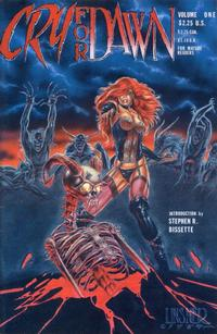 Cover Thumbnail for Cry for Dawn (Cry for Dawn Productions, 1989 series) #1
