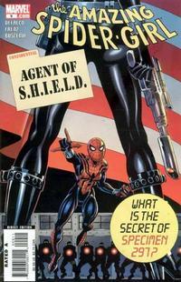 Cover Thumbnail for Amazing Spider-Girl (Marvel, 2006 series) #9