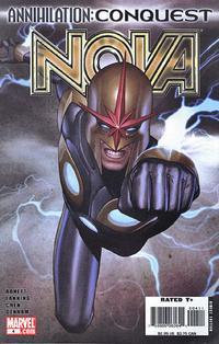 Cover Thumbnail for Nova (Marvel, 2007 series) #4