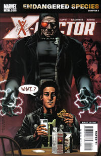 Cover Thumbnail for X-Factor (Marvel, 2006 series) #21