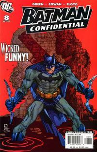 Cover Thumbnail for Batman Confidential (DC, 2007 series) #8