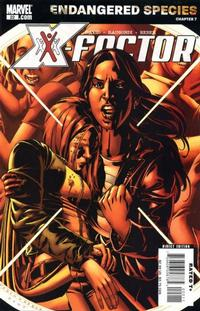 Cover Thumbnail for X-Factor (Marvel, 2006 series) #22