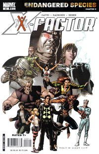 Cover Thumbnail for X-Factor (Marvel, 2006 series) #23