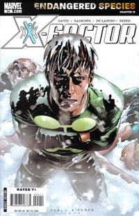 Cover for X-Factor (Marvel, 2006 series) #24