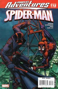 Cover Thumbnail for Marvel Adventures Spider-Man (Marvel, 2005 series) #27