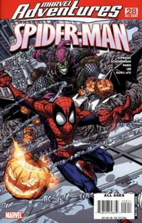 Cover for Marvel Adventures Spider-Man (Marvel, 2005 series) #28