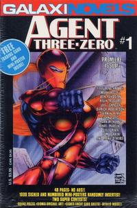 Cover Thumbnail for Agent Three-Zero (Galaxinovels, 1993 series) #1