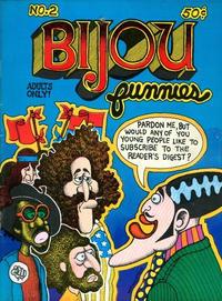 Cover Thumbnail for Bijou Funnies (The Print Mint Inc, 1969 series) #2