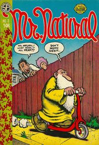 Cover Thumbnail for Mr. Natural (San Francisco Comic Book Company, 1970 series) #2