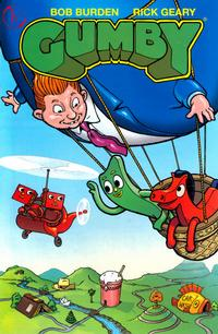 Cover Thumbnail for Gumby (Wildcard Ink, 2006 series) #1