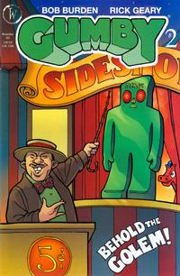 Cover Thumbnail for Gumby (Wildcard Ink, 2006 series) #2