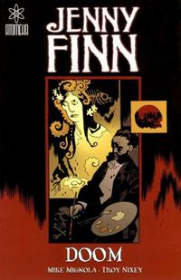 Cover Thumbnail for Jenny Finn: Doom (Atomeka Press, 2005 series)