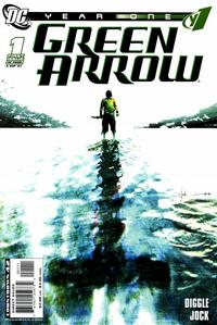 Cover Thumbnail for Green Arrow: Year One (DC, 2007 series) #1