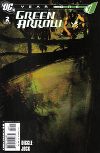 Cover Thumbnail for Green Arrow: Year One (DC, 2007 series) #2