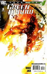 Cover Thumbnail for Green Arrow: Year One (DC, 2007 series) #3