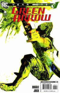 Cover Thumbnail for Green Arrow: Year One (DC, 2007 series) #4