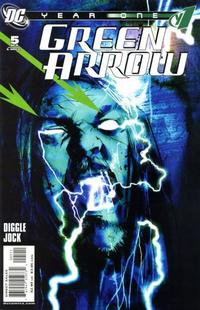 Cover Thumbnail for Green Arrow: Year One (DC, 2007 series) #5